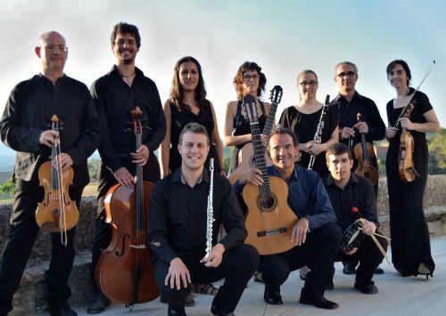 Ensemble XXI en Lascuarre (baja)